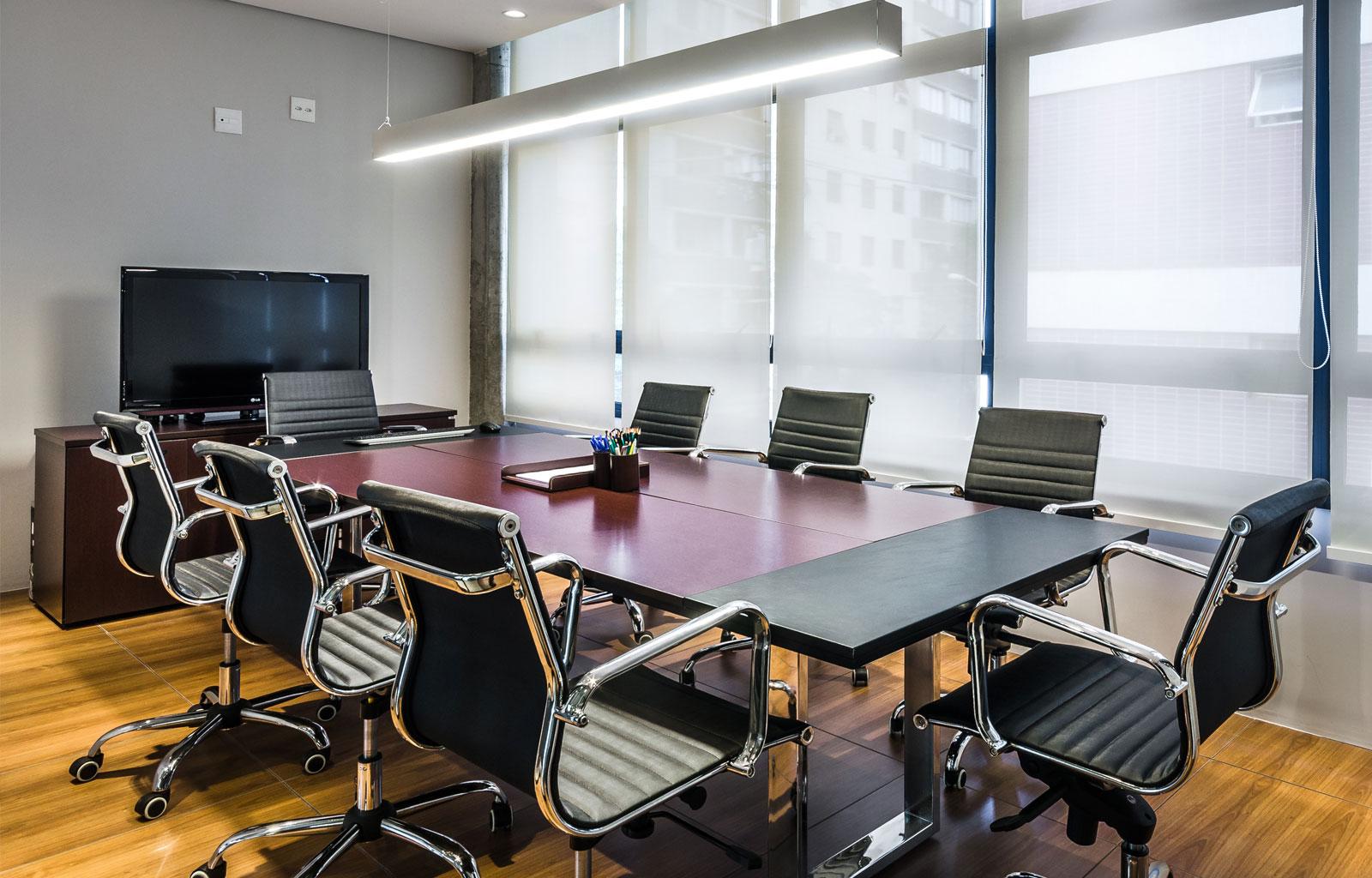 Sala de Reuniões - Filippo Construtora